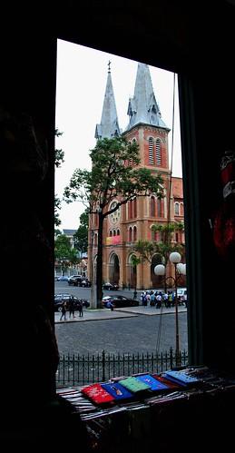 Saigon, Vietnam, www.fromthewindow.net
