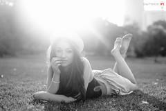 Sonya (Jack Chauvel   http://www.jackchauvel.com) Tags: light portrait people blackandwhite bw woman sunlight fashion female model nikon afternoon bokeh sydney australia sonya botanicalgardens jcp jackchauvel outsideinpixels jackchauvelphotographer