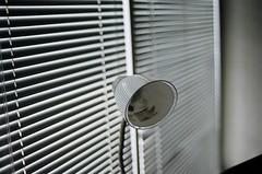 (Nikki Palpal-latoc) Tags: light white film lamp lines shades blinds