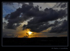 Sabadell, 20 Novembre 2011, 16:58 (Explore Nov. 22, 2011) (Perikolo) Tags: sunset sun sol atardecer nubes puesta posta nvols sabadell capvespre mygearandme mygearandmepremium
