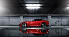 599_GTO (sjoerdtenkate.com) Tags: red utrecht garage ferrari gto nl v12 599 quoto