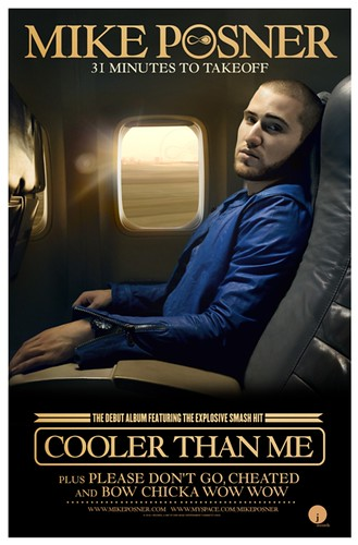 Mike Posner Poster