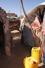 FMSC Staff Trip 2011 - Somali Shelter