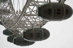 London Eye (Bora Horza) Tags: city uk england london eye tourism westminster wheel thames river observation south bank londoneye capsule milleniumwheel landmark ferris southbank ferriswheel gondola bigwheel britishairways riverthames embankment cityoflondon edf cantilever ovoid cityofwestminster londoneyecapsule edfenergy worldicon