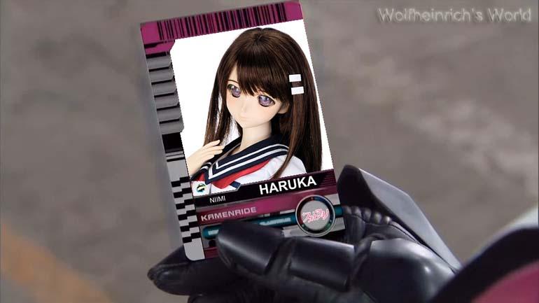 Dollfie Dream Haruka Niimi