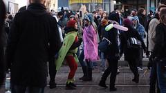 Meile der Demokratie, Nazis Wegbassen 2012 33