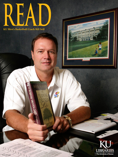 Bill Self READ Poster