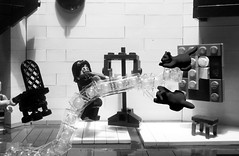 Dalí Atomicus (| MolochBaal ⟩) Tags: cat dali leda halsman atomicus