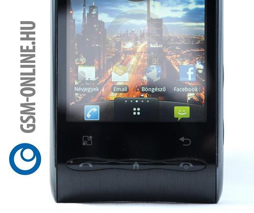 LG Optimus GT540 gombok