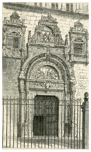 012-Iglesia de la Cruz en Toledo-Impressions of Spain in 1866- Mary Elizabeth Herbert
