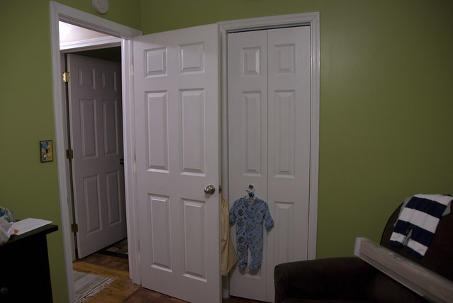 baby room closet