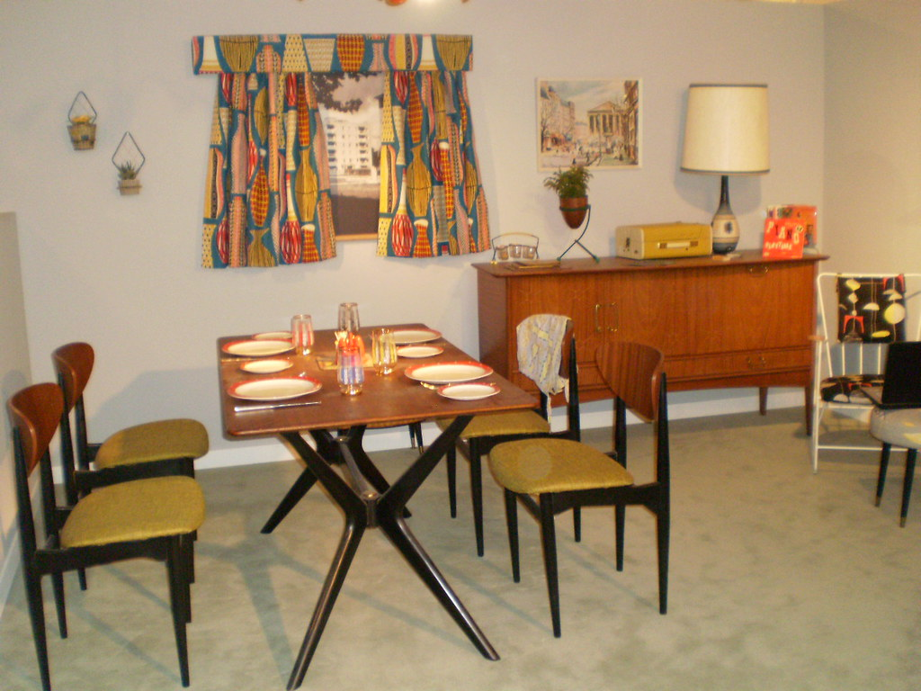 1950's Dining Room