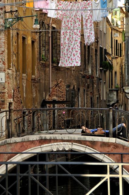 Venice Italy  Bridges