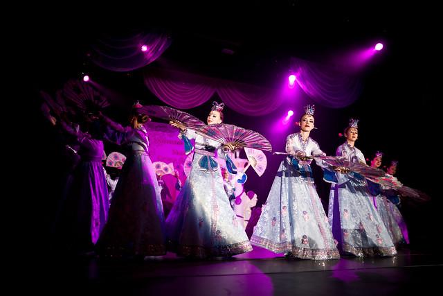Татарские танцы