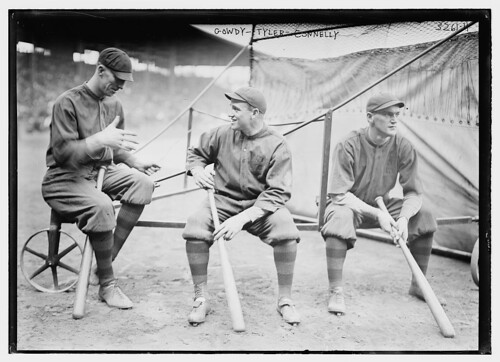 [Hank Gowdy, Lefty Tyler, Joey Connolly, Boston NL (baseball)] (LOC)
