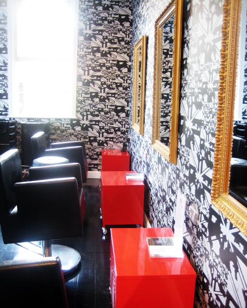 Ish And Chi Stevie English Hair Interior Design