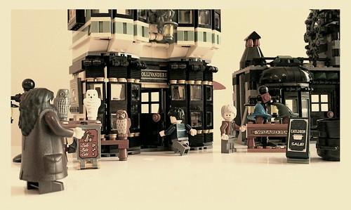LEGO HP 009