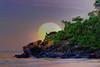 #850C4015- Somebody ignored it! (Zoemies...) Tags: sea sun rocks tide erosion hdr balikpapan batubatu zoemies