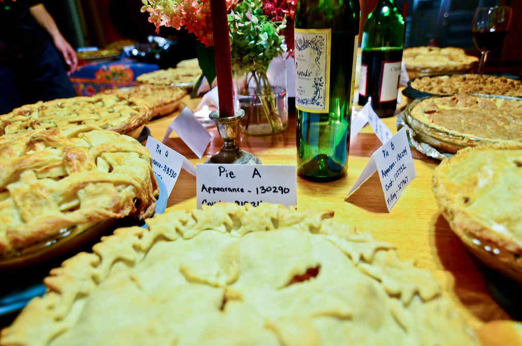 apple pie party 2011