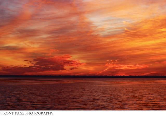 Sun Rise - 7:30AM