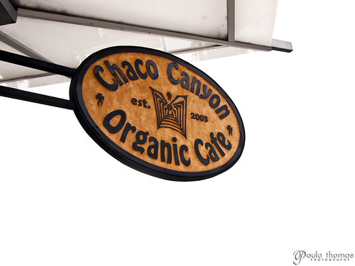 Chaco Canyon Organic Cafe