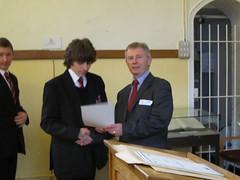 IFS Certificate Presentation Evening (13) (Enfield Grammar School) Tags: school evening certificate presentation ifs grammar enfield