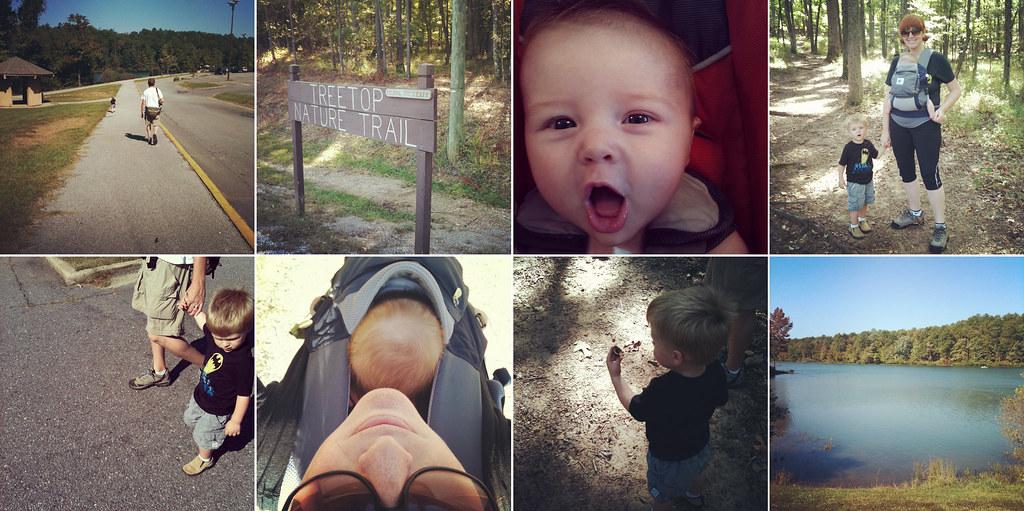 HikingMontage