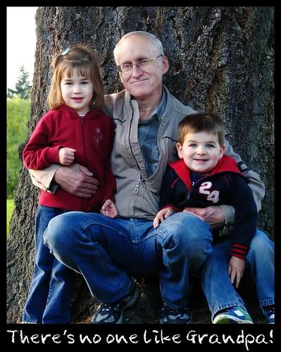 There's No One Like Grandpa!