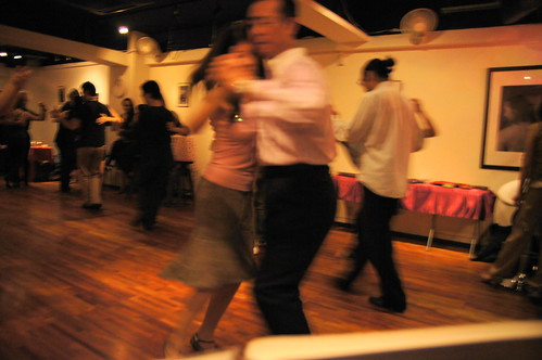 2011.10.10 Monday Milonga #10