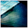 Lisse & dense. (Jean-Marc Valladier) Tags: blue architecture marseille tourcgmcma gettyimagesfranceq1