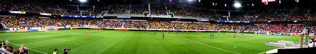 USA vs Ecuador at Red Bull Arena