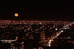 2011-10-13 Salida de la Luna (Jesús-Ayala) Tags: luna salida octubre durango mirador remedios