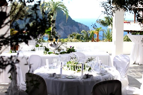 Hacienda Na Xamena, Ibiza wedding venue