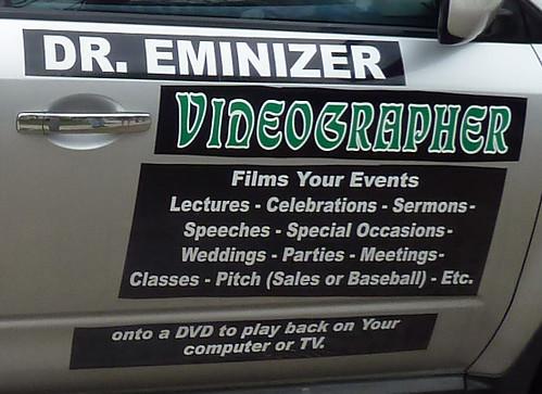 Dr.  Eminizer