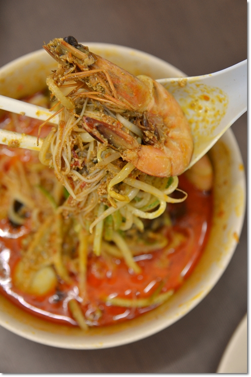 Nyonya Laksa @ Nancy's Kitchen