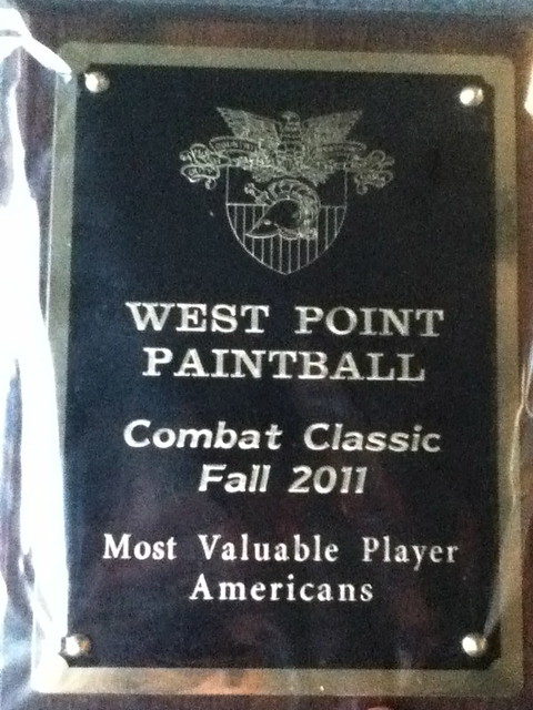 Team 51 storms WestPoint Fall 2011 - Guess who is MVP..... 6255633761_0abd83bc3e_z