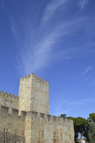 Castle in Lisboa