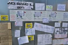indignati2 (redazionearticolo10) Tags: milano proteste giovani piazzaduomo globalizzazione indignati 15ottobre2011