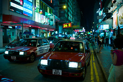 Here or there  (Explored Oct 18, 2011) (terencehonin) Tags: street leica 35mm hongkong taxi voigtlander voigtlaender explore voigtländer f12 m9 explored m9p