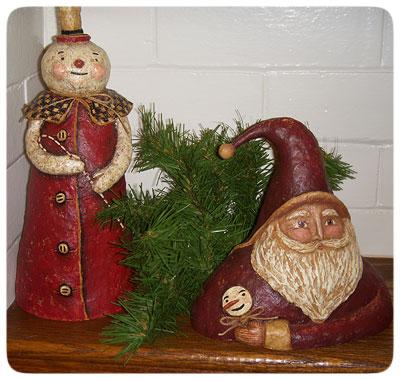 Snowfellow-&-Santa-bust