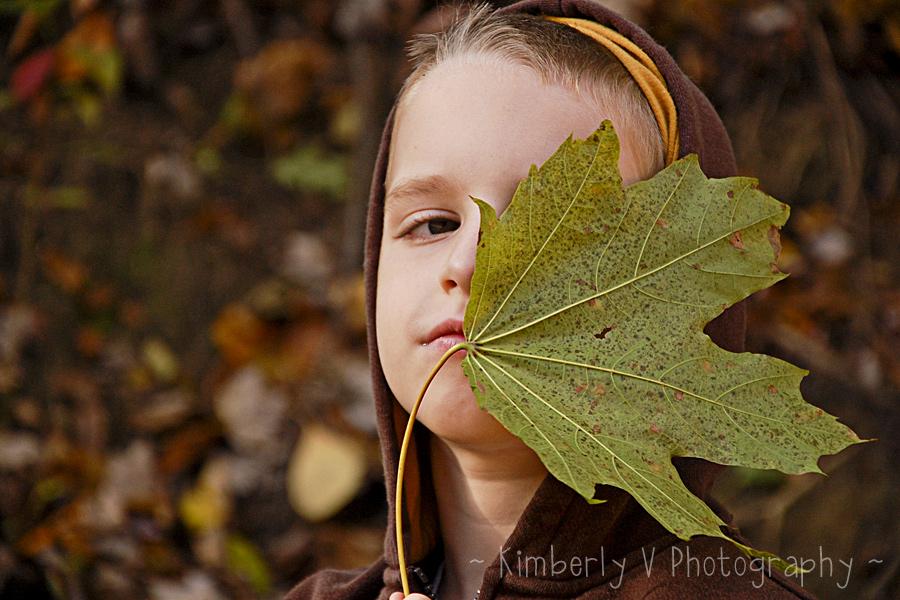 Alex's big leaf
