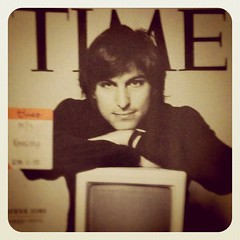 4S @ TIME'S (azj68@yahoo.com | +6 0138895959) Tags: apple square mac time squareformat job iphone earlybird stevejob iphoneography instagramapp uploaded:by=instagram instagrame
