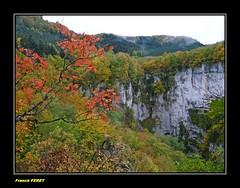 couleur d'automne autour du creu billard (francky25) Tags: anne sainte du creu billard autour couleur sous nans doubs comté franche dautomne