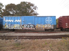 ERO / ELI / JOCE (Ol' Piney) Tags: central maine trains freights rollingstock benching