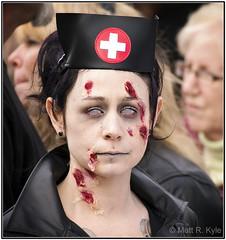 Trust Me - She won't make you feel better (mrkyle229) Tags: blood zombie wayne indiana gore walkfright nightspookyhalloweenscarycostumecanonmakeupfort