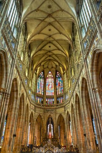 Cathédrale de St-Guy/St-Vitus Cathedral/Catedral de San Vito - 1