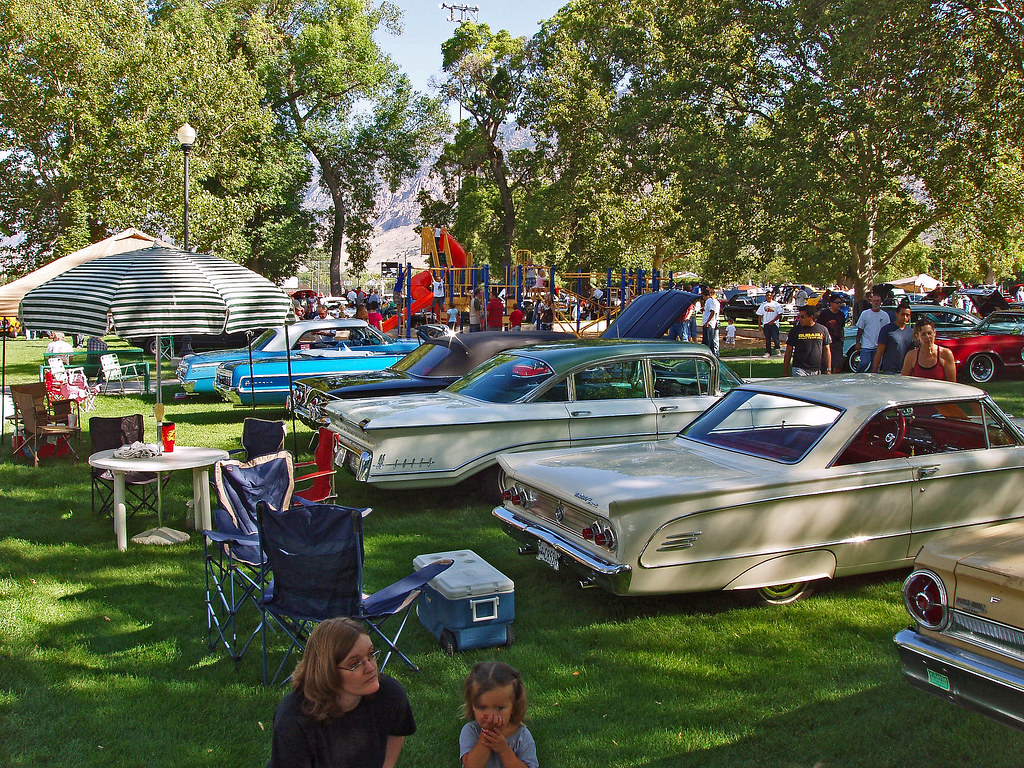 Peach Days Car Show Brigham City Utah