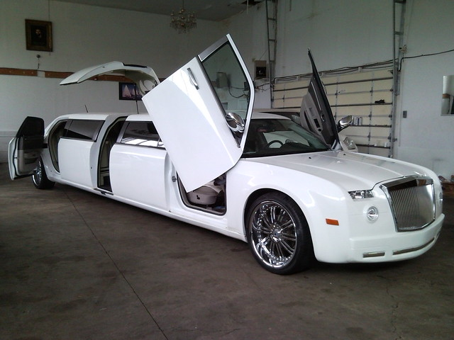 chrysler 300 bodykit