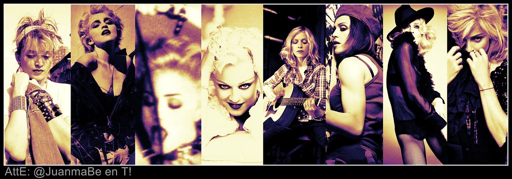 The MDNA Survivor