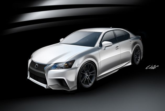 Lexus at The SEMA Show